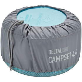 Sea to Summit Delta Light 4 Person Camp Set 4.4 Pacific Blue/Grey
